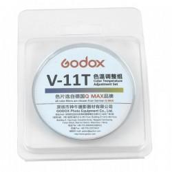 Sombrilla GODOX Blanca translúcida de 100cm