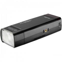Snoot plegable Godox para flash portátil (Godox, Yongnuo, Canon, Nikon, Sony, etc)