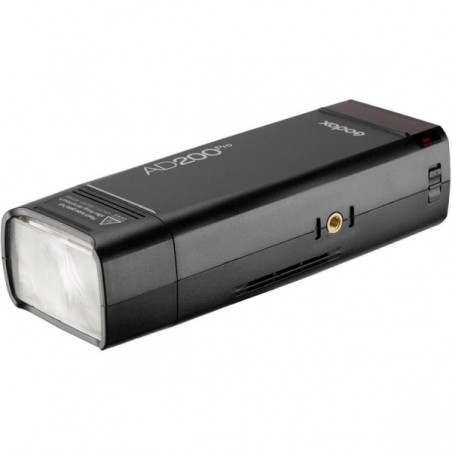 Snoot plegable Godox para flash portátil Canon Nikon Sony