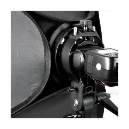 Flash portátil Ving V860 II Canon Nikon (incluye batería y cargador)