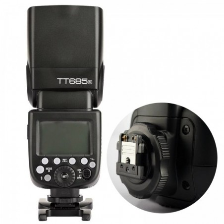 Difusor minisoftbox GODOX SB1520 de 15*20cm para flash portátil