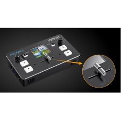 Sujetador de cámara reflex DSLR para el auto